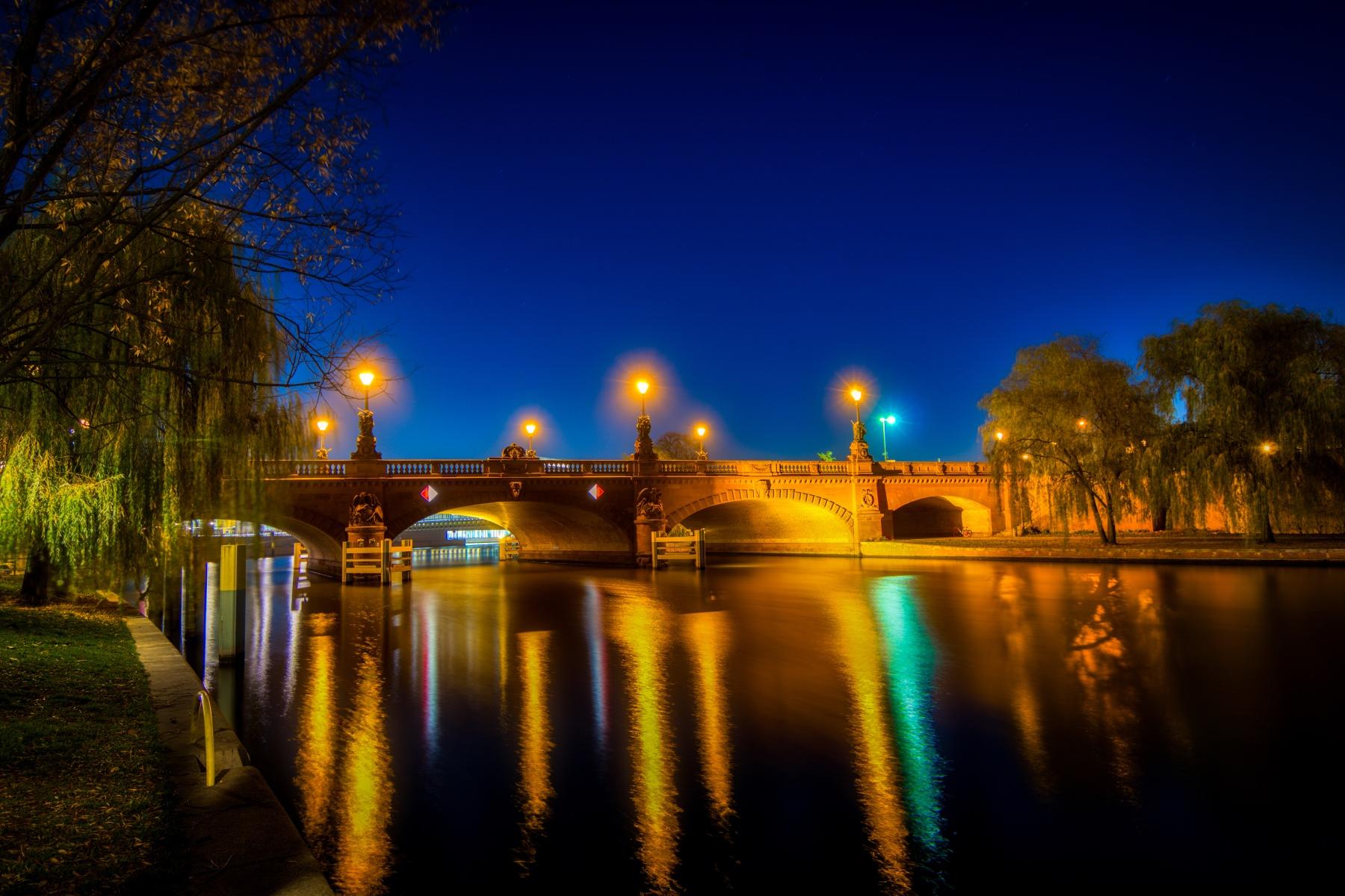 Moltkebrücke Berlin